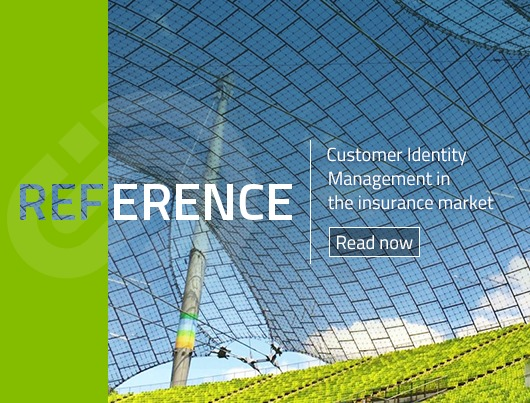 Reference Story: Customer Identity Management in the insurance market