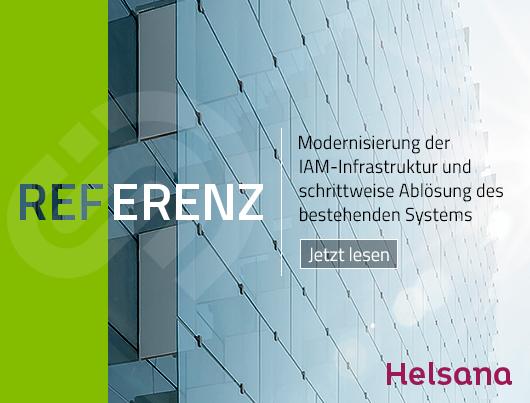 Referenz Story: Modernisierung der IAM-Infrastruktur und schrittweise Ablösung des bestehenden Systems