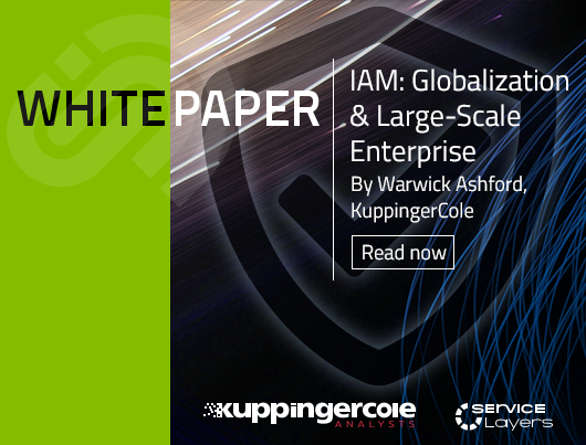 Whitepaper: IAM - Globalizatiopn & large-scale enterprise
