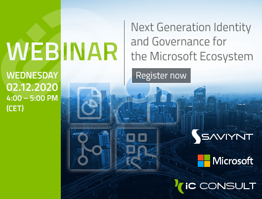Webinar: Next Generation Identity & Governance for the Microsoft Ecosystem