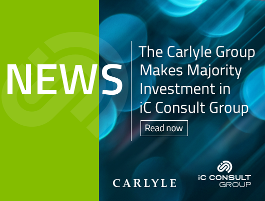 News: The Carlyle Group makes majority investment in iC Consult Group