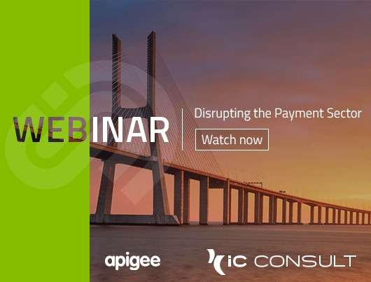 Webinar: Disrupting the Payment Sector. Watch now.
